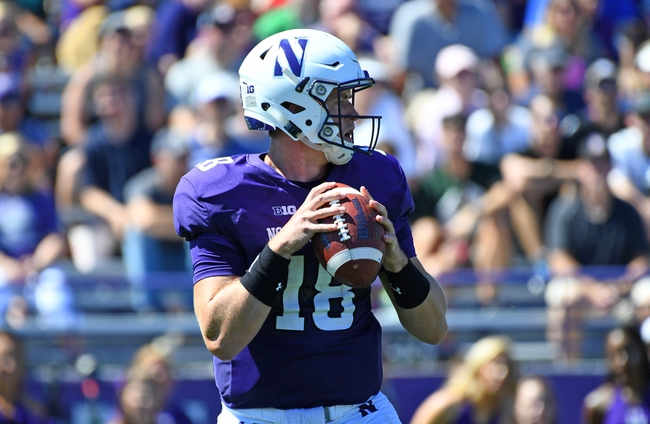 Northwestern vs. Illinois State - 9/10/16 College Football Pick, Odds, and Prediction