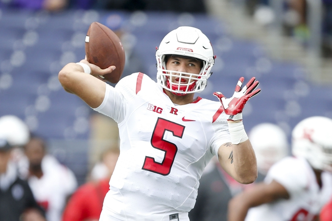 Rutgers vs. Howard - 9/10/16 College Football Pick, Odds, and Prediction