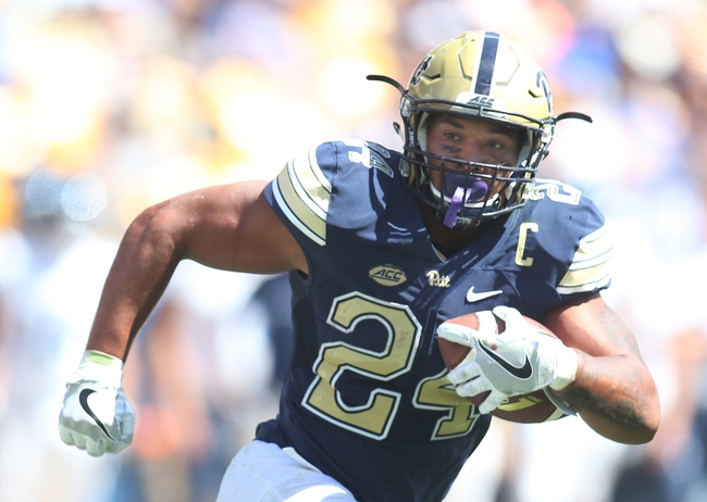 Pittsburgh Panthers vs. Penn State Nittany Lions - 9/10/16 College Football Pick, Odds, and Prediction