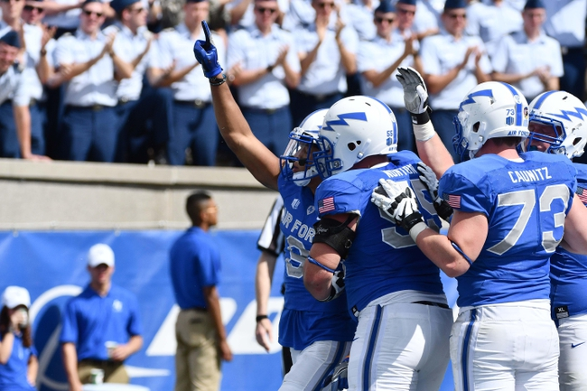 Air Force vs. Georgia State - 9/10/16 College Football Pick, Odds, and Prediction
