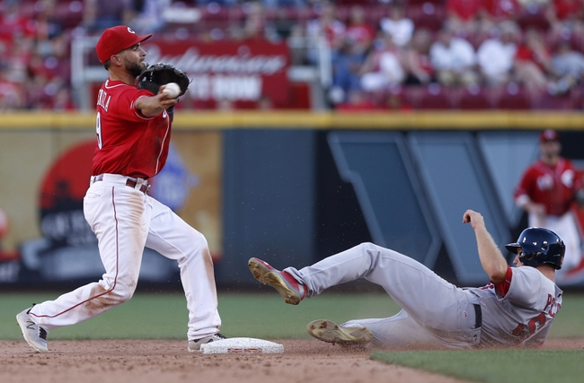 Cincinnati Reds vs. St. Louis Cardinals - 9/4/16 MLB Pick, Odds, and Prediction
