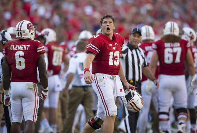 Wisconsin vs. Akron - 9/10/16 College Football Pick, Odds, and Prediction