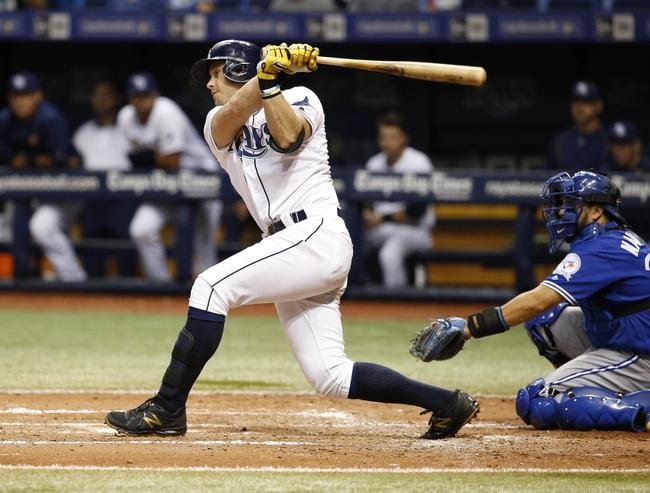 Tampa Bay Rays vs. Toronto Blue Jays - 9/4/16 MLB Pick, Odds, and Prediction
