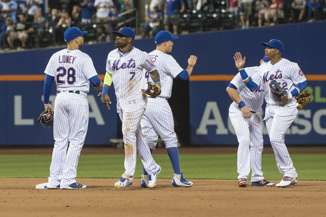 New York Mets vs. Washington Nationals - 9/4/16 MLB Pick, Odds, and Prediction