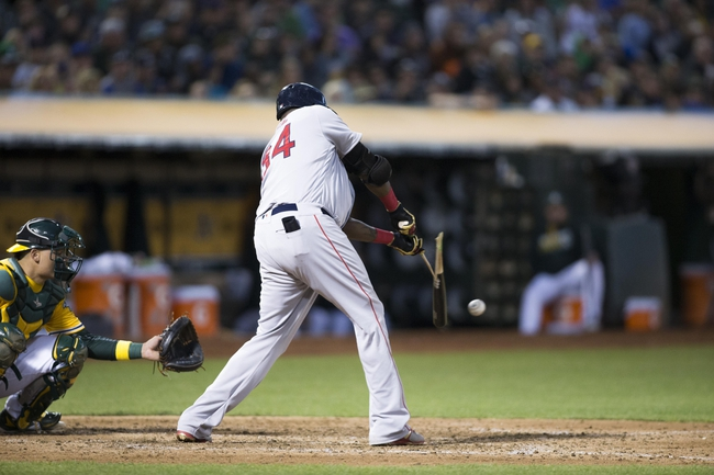 Athletics vs. Red Sox - 9/4/16 MLB Pick, Odds, and Prediction