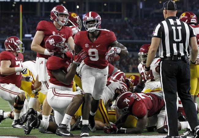 Alabama vs. WKU - 9/10/16 College Football Pick, Odds, and Prediction