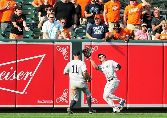 New York Yankees vs. Baltimore Orioles - 9/30/16 MLB Pick, Odds, and Prediction