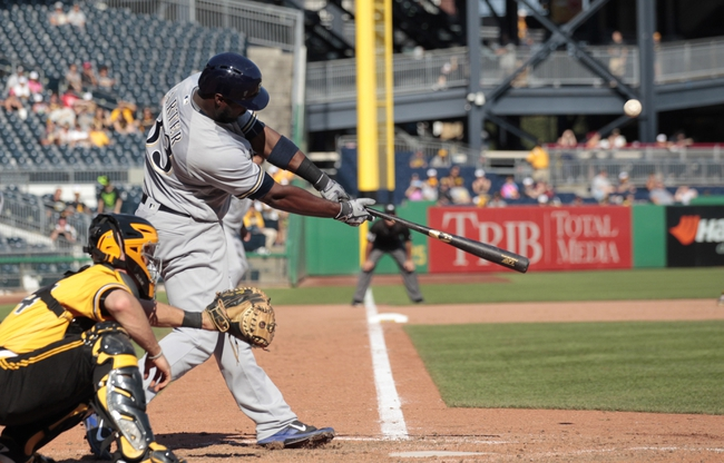 Milwaukee Brewers vs. Pittsburgh Pirates - 9/21/16 MLB Pick, Odds, and Prediction