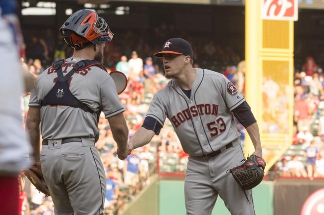 Houston Astros vs. Texas Rangers - 9/13/16 MLB Pick, Odds, and Prediction