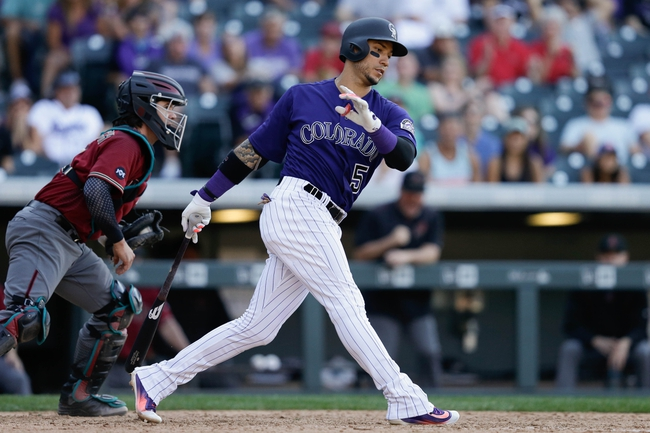 Diamondbacks vs. Rockies - 9/13/16 MLB Pick, Odds, and Prediction