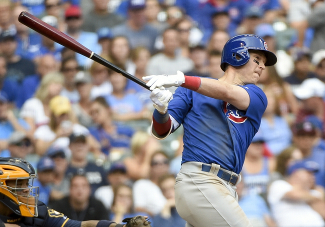 Milwaukee Brewers vs. Chicago Cubs - 9/6/16 MLB Pick, Odds, and Prediction