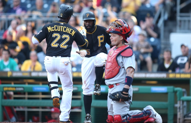Pittsburgh Pirates vs. St. Louis Cardinals - 9/7/16 MLB Pick, Odds, and Prediction
