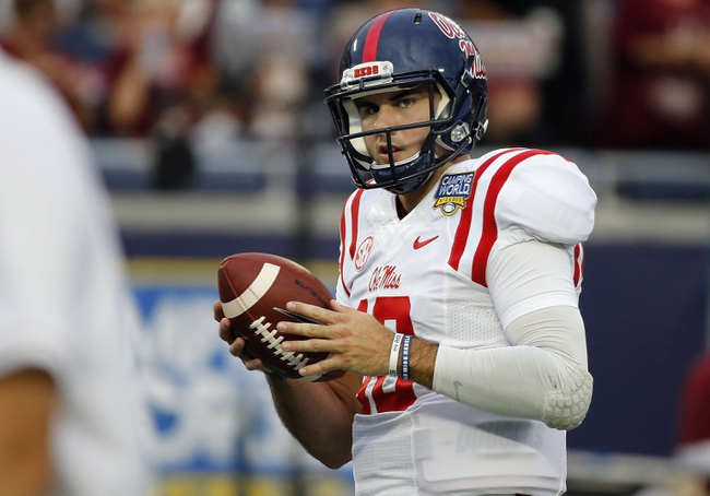 Ole Miss vs. Wofford - 9/10/16 College Football Pick, Odds, and Prediction