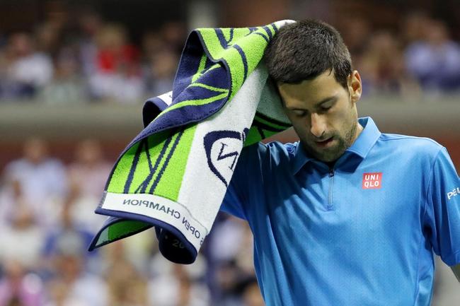 Novak Djokovic vs. Gael Monfils 2016 US Open Semifinal Pick, Odds, Prediction