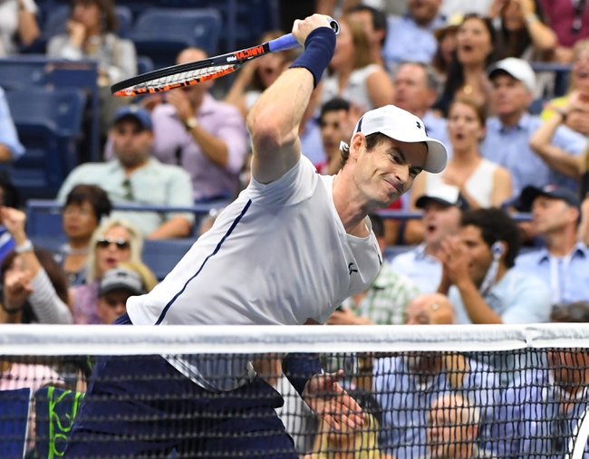 Andy Murray vs. Steve Johnson 2016 Shanghai Rolex Masters Pick, Odds, Prediction