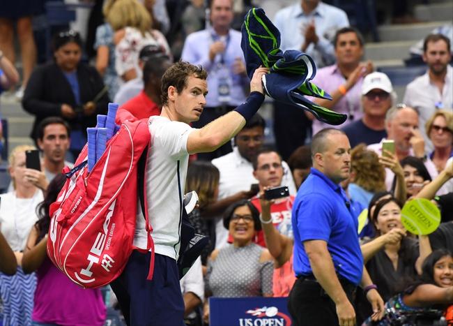 Andy Murray vs. Milos Raonic 2016 Paris Masters Semifinals Pick, Odds, Prediction