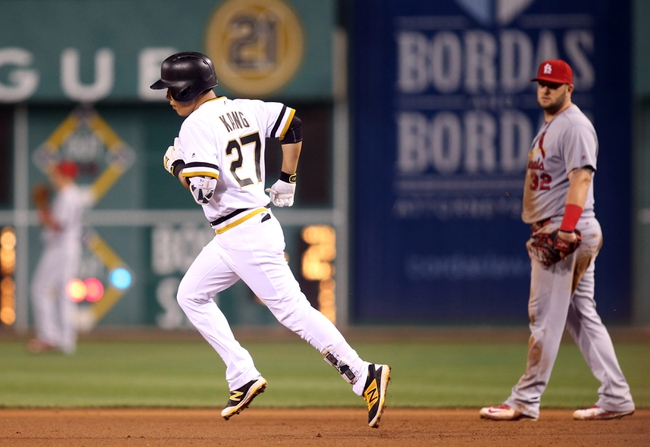 St. Louis Cardinals vs. Pittsburgh Pirates - 9/30/16 MLB Pick, Odds, and Prediction