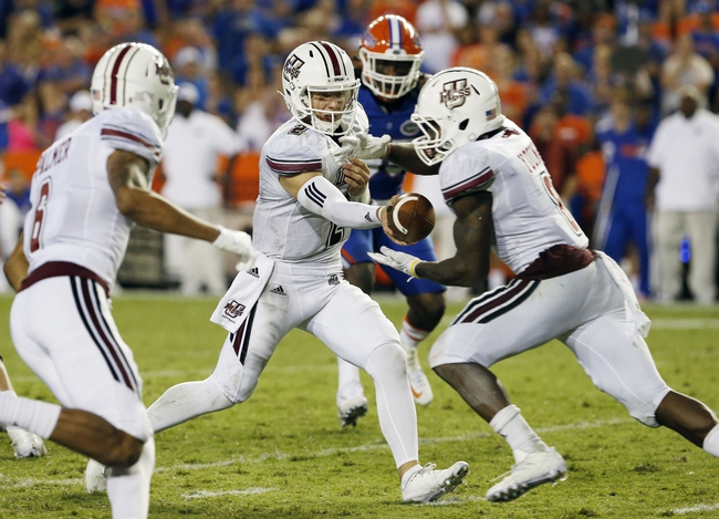 Massachusetts vs. Mississippi State - 9/24/16 College Football Pick, Odds, and Prediction