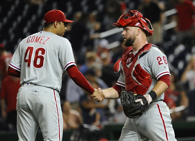 Nationals vs. Phillies - 9/9/16 MLB Pick, Odds, and Prediction
