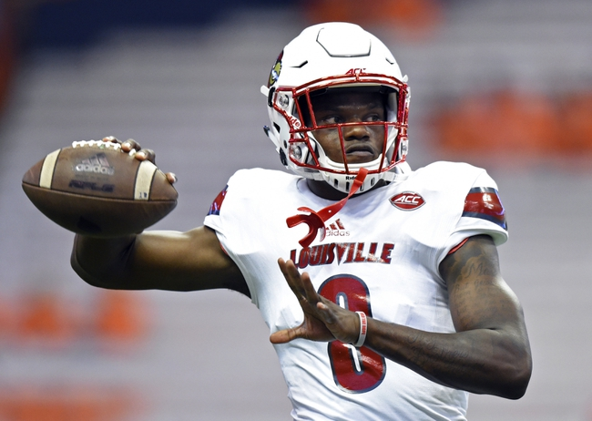Louisville Cardinals vs. Florida State Seminoles - 9/17/16 College Football Pick, Odds, and Prediction