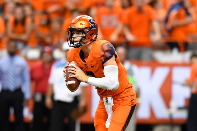 Syracuse Orange vs. USF Bulls - 9/17/16 College Football Pick, Odds, and Prediction