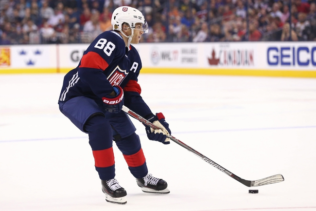 USA vs Europe: World Cup of Hockey - 9/17/16 Pick, Odds, and Prediction