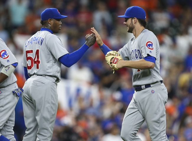 Houston Astros vs. Chicago Cubs - 9/10/16 MLB Pick, Odds, and Prediction