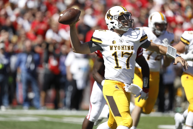 Wyoming vs. UC Davis - 9/17/16 College Football Pick, Odds, and Prediction