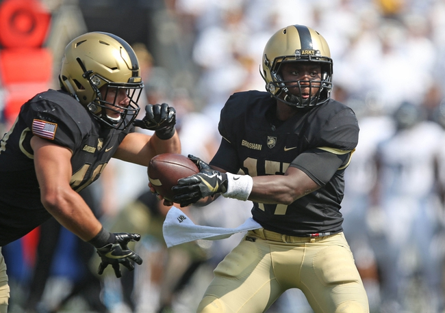 Buffalo Bulls vs. Army Black Knights - 9/24/16 College Football Pick, Odds, and Prediction