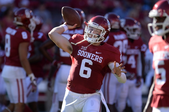 Oklahoma vs. Ohio State - 9/17/16 College Football Pick, Odds, and Prediction