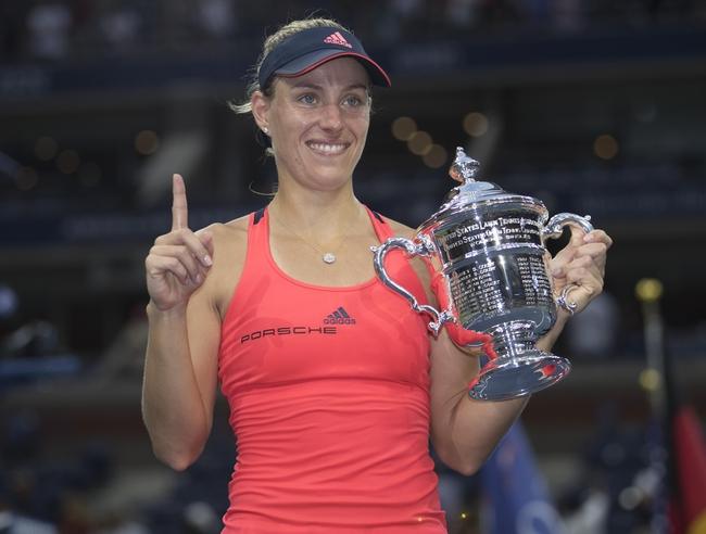Angelique Kerber vs. Dominika Cibulkova 2016 WTA Championships Final Pick, Odds, Prediction