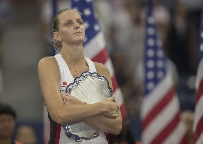 Karolina Pliskova vs. Garbine Muguruza 2016 WTA Championships Pick, Odds, Prediction