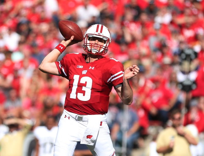 Wisconsin vs. Georgia State - 9/17/16 College Football Pick, Odds, and Prediction