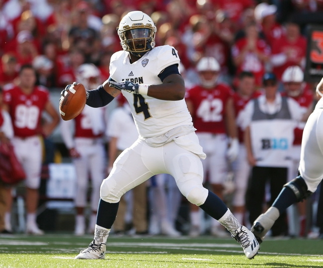 Bowling Green at Akron - 11/9/16 College Football Pick, Odds, and Prediction