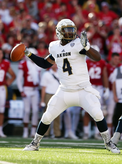 Akron Zips vs. Bowling Green Falcons - 11/9/16 College Football Pick, Odds, and Prediction