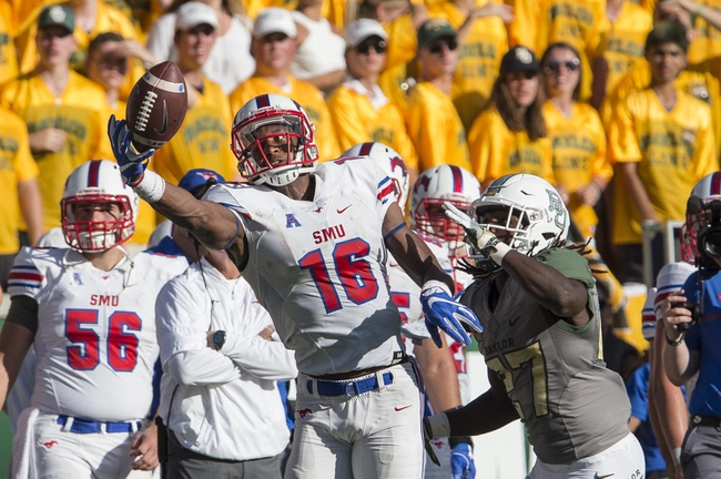 SMU vs. Navy - 11/26/16 College Football Pick, Odds, and Prediction