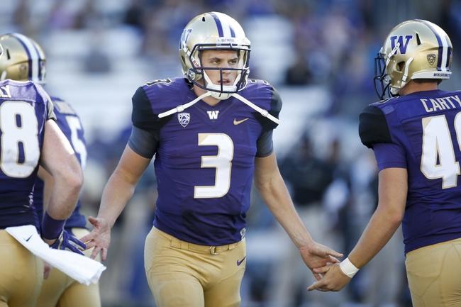 Washington vs. Portland State - 9/17/16 College Football Pick, Odds, and Prediction