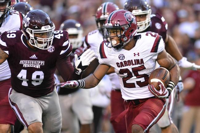 South Carolina vs. East Carolina - 9/17/16 College Football Pick, Odds, and Prediction