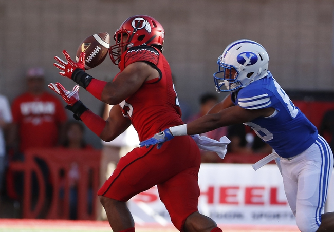 San Jose State vs. Utah - 9/17/16 College Football Pick, Odds, and Prediction