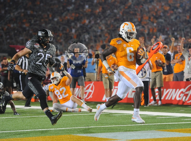 Tennessee vs. Ohio - 9/17/16 College Football Pick, Odds, and Prediction