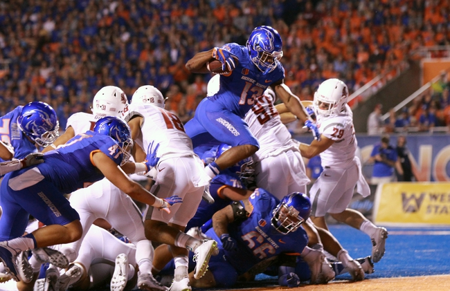 Boise State vs. Colorado State - 10/15/16 College Football Pick, Odds, and Prediction