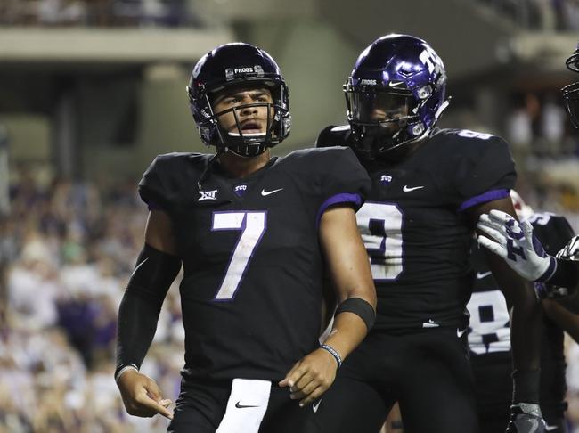TCU vs. Iowa State - 9/17/16 College Football Pick, Odds, and Prediction