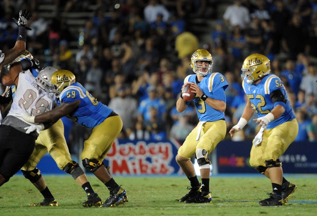 UCLA Bruins at BYU Cougars - 9/17/16 College Football Pick, Odds, and Prediction