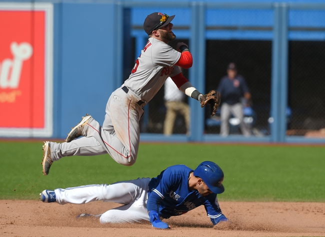 Boston Red Sox vs. Toronto Blue Jays - 9/30/16 MLB Pick, Odds, and Prediction