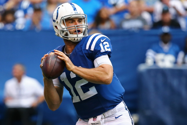 Indianapolis Colts vs. San Diego Chargers - 9/25/16 NFL Pick, Odds, and Prediction