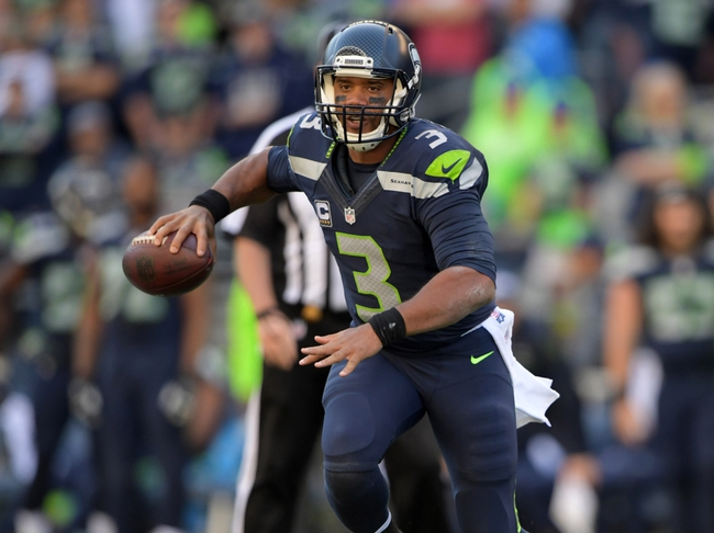 Seattle Seahawks at Los Angeles Rams - 9/18/16 NFL Pick, Odds, and Prediction