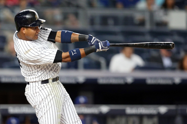 New York Yankees vs. Los Angeles Dodgers - 9/13/16 MLB Pick, Odds, and Prediction