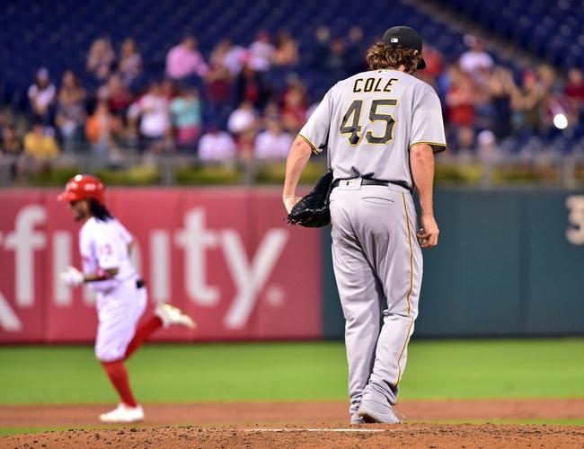 Philadelphia Phillies vs. Pittsburgh Pirates - 9/13/16 MLB Pick, Odds, and Prediction