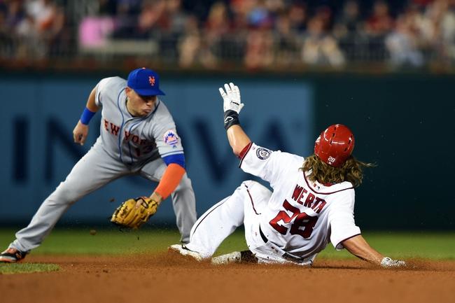 Washington Nationals vs. New York Mets - 9/13/16 MLB Pick, Odds, and Prediction
