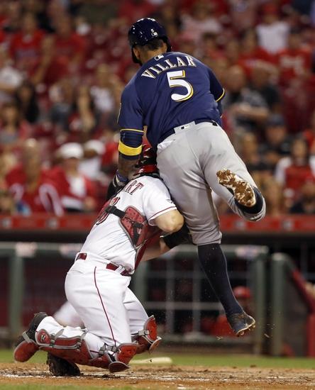 Cincinnati Reds vs. Milwaukee Brewers - 9/14/16 MLB Pick, Odds, and Prediction
